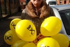 Nicola Sturgeon visits Maryhill and Springburn